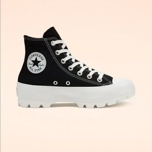 Women's converse hi lugged sneaker